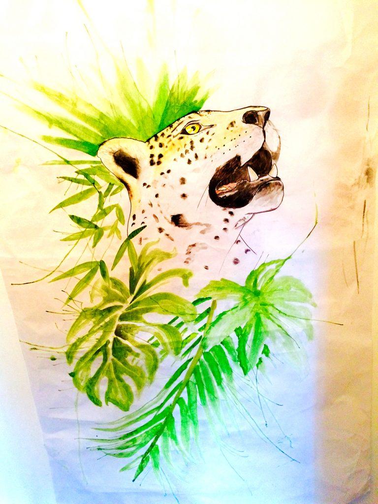 detailleopard